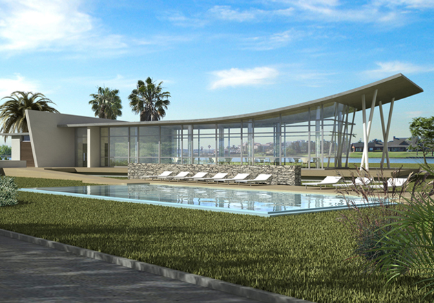 Club House Islas del Golf