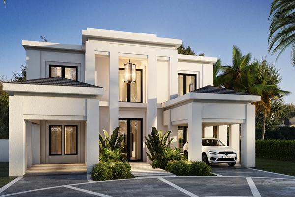 Casa neoclásica